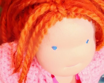 12 inch waldorf style doll free shipping was 200.00