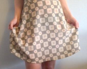 90s Clarissa Explained it ALL flower power Mini-Skirt