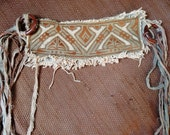 Tribal Embroidery Belt