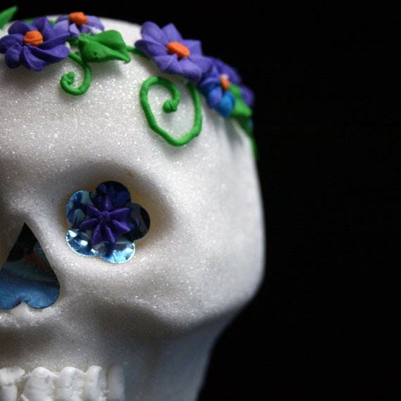 Mexican Sugar Skull CUSTOM COLOR