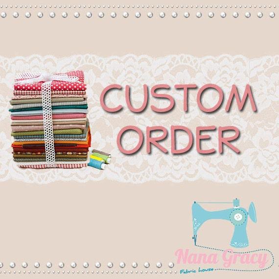Custom Listing for petit flower