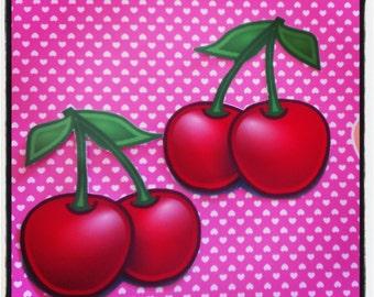 Cherries  Pasties