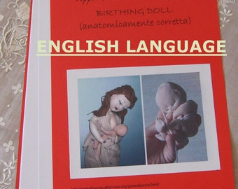 Cloth doll pattern - Birthing Doll