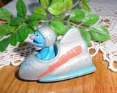 Vintage 1983 Playskool Grover Spaceship Toy