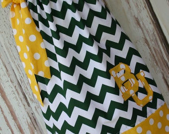 Baylor University Pillowcase Dress