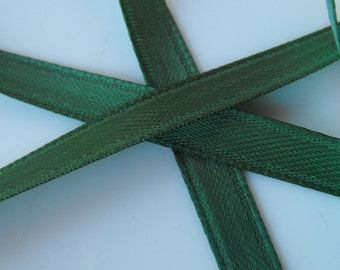 Forest Green Ribbon 10 Yards