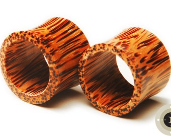 """Palm Wood Eyelets - Available in Limited Sizes - 1/2"""", 11/16"""", 3/4"""", 7/8"""""""
