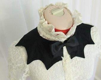 Batwing Collar