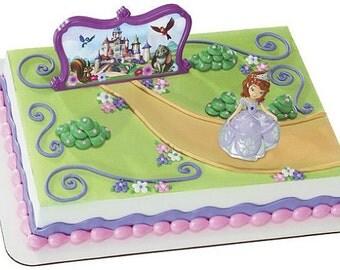 Sofia the First Cake Kit
