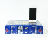 Count of Monte Cristo booksi for iPhone or Android - Leather - Alexandre Dumas