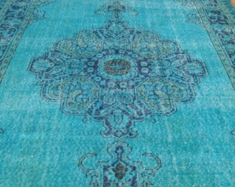 Popular Items For Turquoise Rug On Etsy