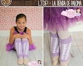INSTANT DOWNLOAD - Crochet Shelly Legwarmers Pattern - Baby legwarmers pattern - Crochet pattern