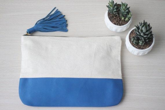 ColorBlock Clutch. Color Block Clutch. ColorBlock Purse. Leather Purse. Leather Clutch. Leather Tassel Bag. Leather Tassel. Bridesmaid Bag