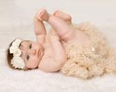 Pettiskirt tutu - Champagne girl pettiskirt - tutu - pettiskirt - skirt - nude pettiskirt - newborn pettiskirt - toddler pettiskirt