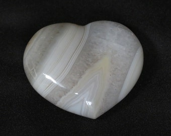 Agate Natural Stone Heart