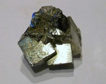 Pyrite Crystal Cluster Large 1lb Specimen