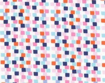 Daydreams Checker Multi by Kate Spain for Moda - 1 yard