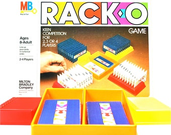 Rack O Keen Competition for 2,3 or 4 Players by MB