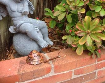 Copper Snail