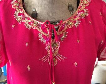 Vintage India Dress