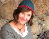medieval felt hat