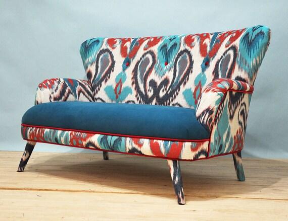Ikat 2 Seater Sofa