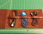 Leather Cord Wrap - Made to Order