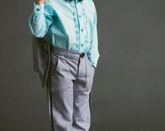 Trendy Tuxedo