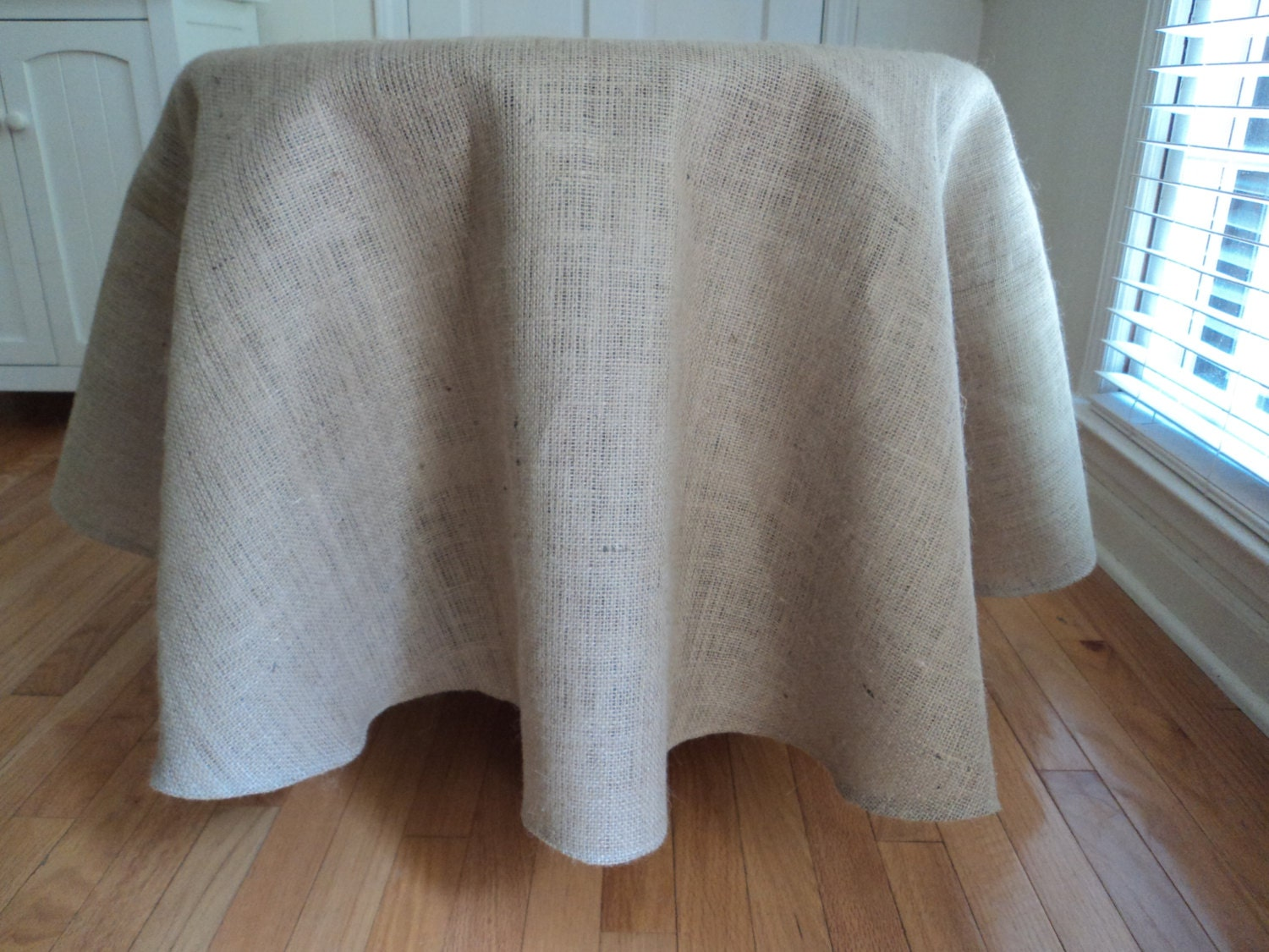 Burlap Tablecloth Round Round Burlap Tablecloth 70 To. Round Burlap  Tablecloth 70. Source Abuse Report
