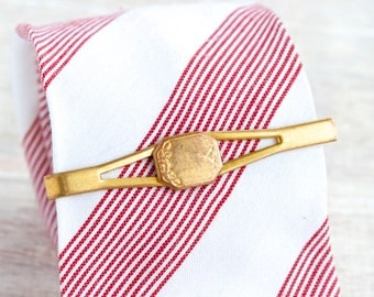 Art Deco Tie Clip - Vintage Men's Jewelry