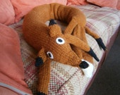 Mr Fox Draught Excluder