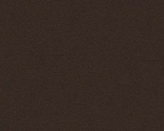"Outback Canvas - Chocolate Brown - Canvas weight 57"" wide from Robert Kaufman"