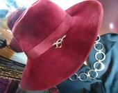 9ct & silver vintage bow brooch.