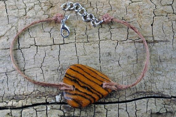 Bocote Guitar Wood Wood Bracelet Bocote