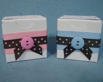 Cute as a Button Favox Boxes