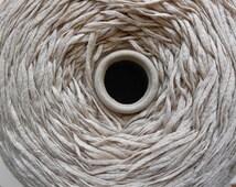 Cotton Yarn Natural Ecrù Skein 7oz.