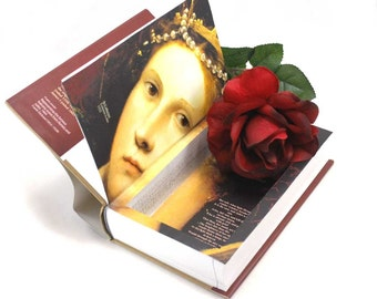 Paper Anniversary  Book Safe - Romeo and Juliet Shakespeare