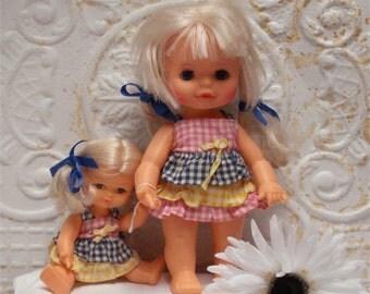 Big Sister Baby Sister Hong Kong Pair
