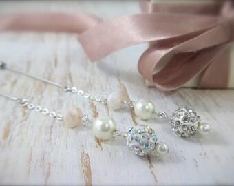 Hijab Pin - Hat Pin - Pins for Hijab - Wedding Pin - Eid Gifts