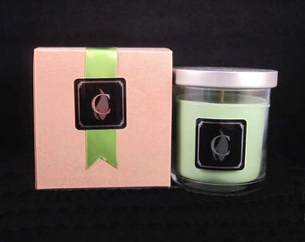 LIME IN The COCONUT candle, 8 oz, optional gift box