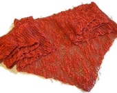 Free Shipping Triangle Shape Scarf. MADE TO ORDR