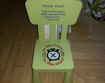 Popular Items For Timeout Chair On Etsy