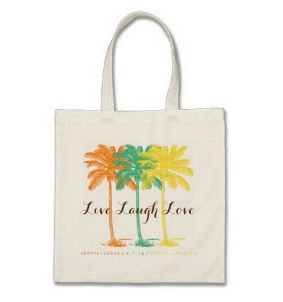 Items Similar To Beach OOT Bag Destination Wedding Welcome Tote Bag