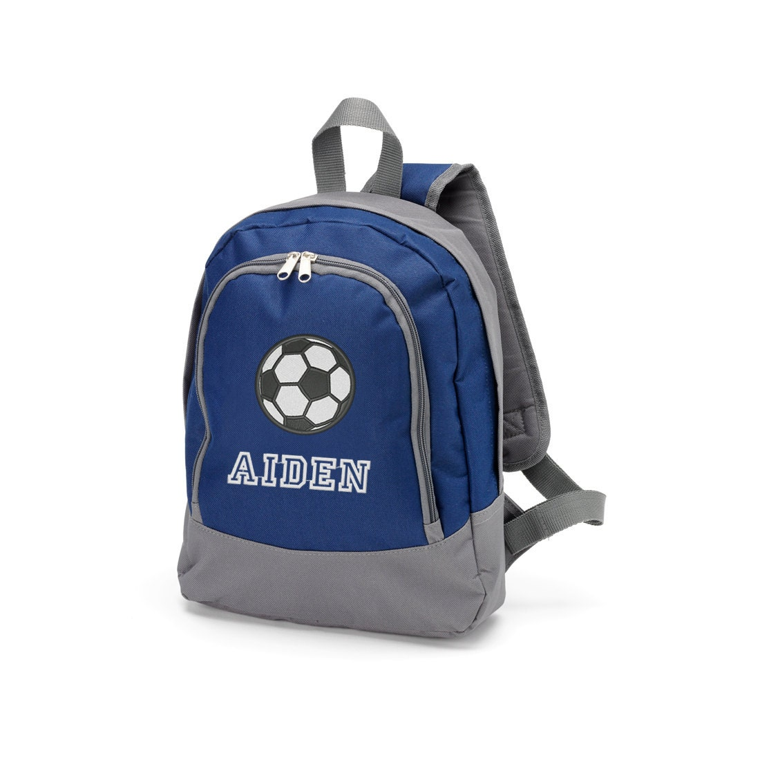 Backpack size: x 14 x 12 in [50 x 36 x 30 cm] Beyond its storage capacity, this soccer ball backpack is designed with padded, adjustable straps for a comfortable, ergonomic fit. Made with durable polyester and nylon fabric, this soccer bag is lightweight, yet rugged enough to withstand rain, mud, and dirt, allowing players to haul their.