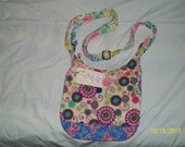 Butterfly Ty-Dy Bag
