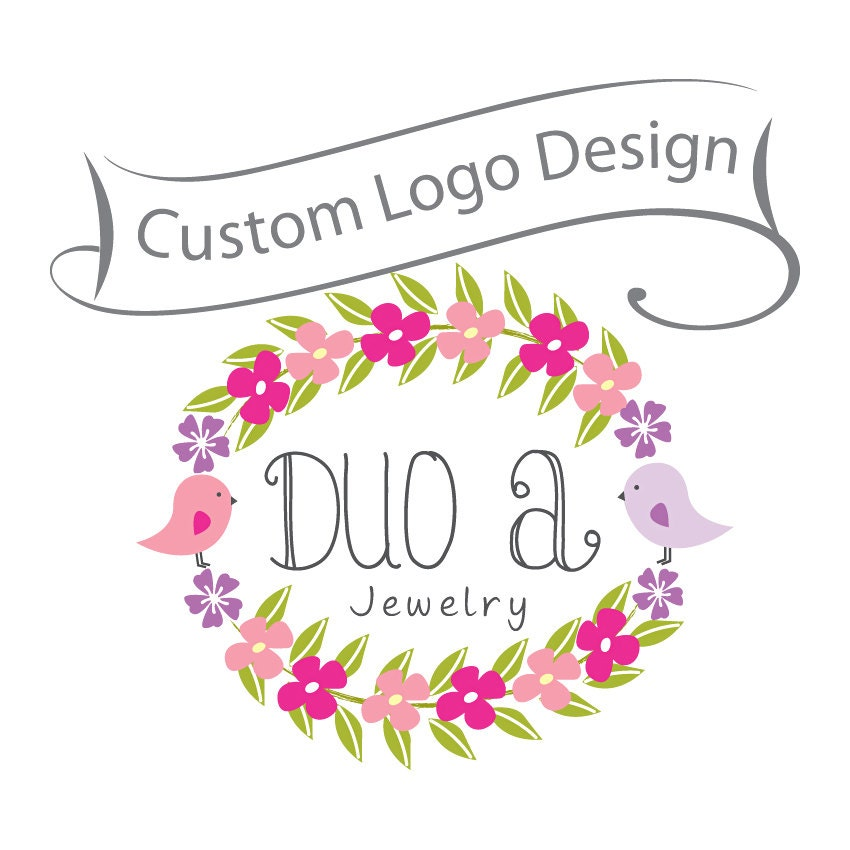Custom Business Brand Logo Design Unique Business Logo And