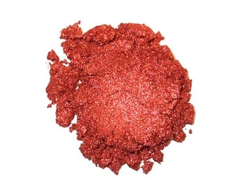 ROSE BRONZE Mineral Eye Shadow   3 Grams or 5 grams- Deep Rich Shimmering