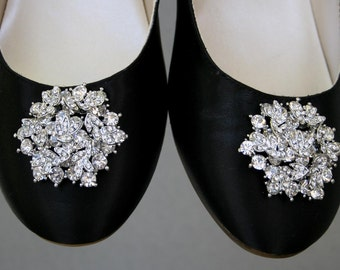 wedding shoes  black closed toe flat wedding shoes with