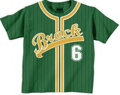 Baseball Jersey T-Shirt - Personalized Team Shirt  - Any Color - Any Name