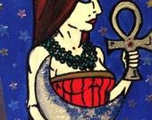 Lady of the moon Tarot Box